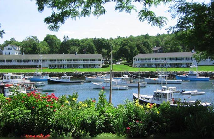 Click Here to Enter the Riverside Motel - Ogunquit, Maine